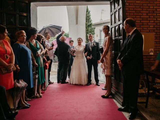 La boda de Javi y Silvia en Torrenueva, Ciudad Real 65