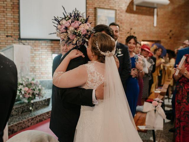 La boda de Javi y Silvia en Torrenueva, Ciudad Real 67