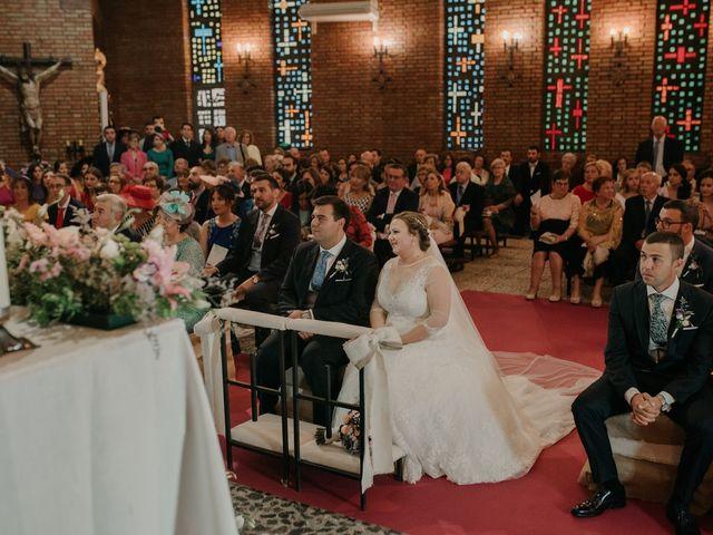 La boda de Javi y Silvia en Torrenueva, Ciudad Real 70