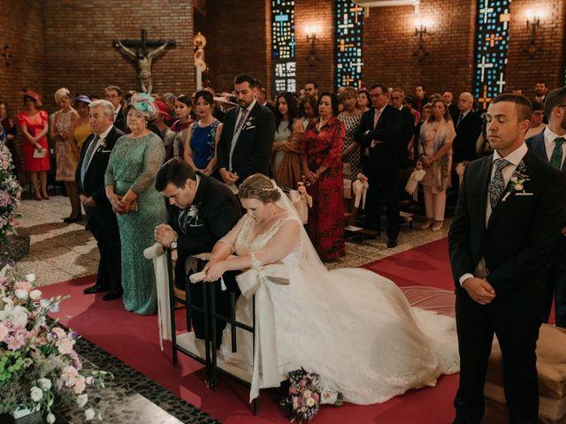 La boda de Javi y Silvia en Torrenueva, Ciudad Real 75