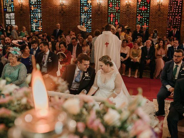 La boda de Javi y Silvia en Torrenueva, Ciudad Real 77