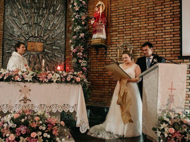 La boda de Javi y Silvia en Torrenueva, Ciudad Real 79