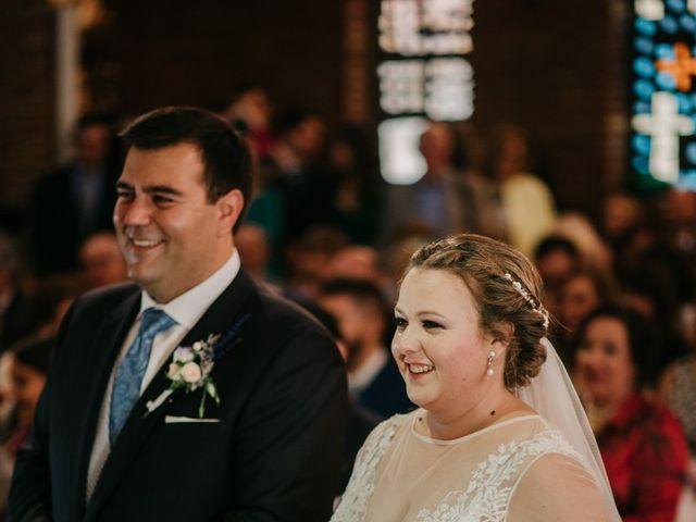 La boda de Javi y Silvia en Torrenueva, Ciudad Real 80
