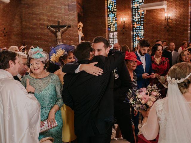 La boda de Javi y Silvia en Torrenueva, Ciudad Real 82