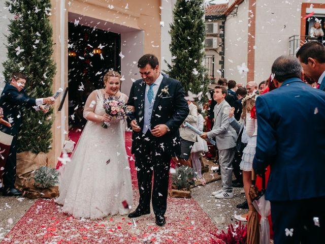 La boda de Javi y Silvia en Torrenueva, Ciudad Real 86
