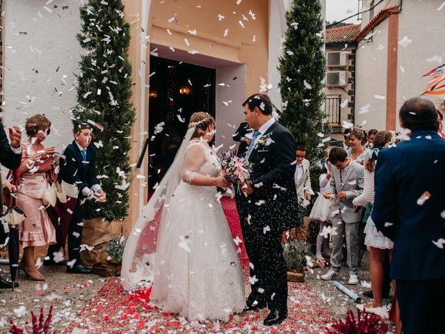 La boda de Javi y Silvia en Torrenueva, Ciudad Real 89