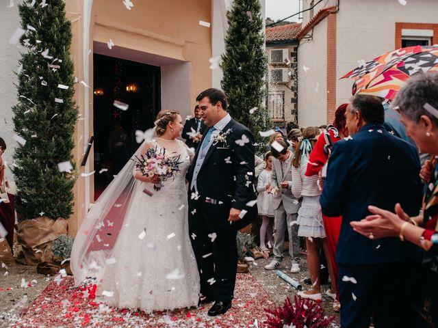 La boda de Javi y Silvia en Torrenueva, Ciudad Real 90