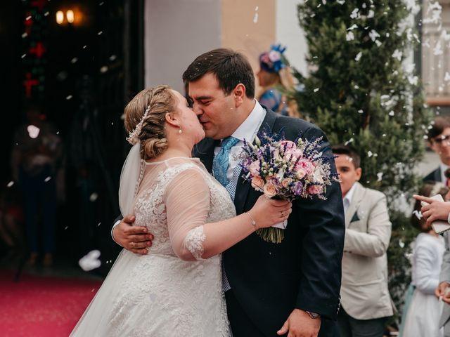 La boda de Javi y Silvia en Torrenueva, Ciudad Real 91