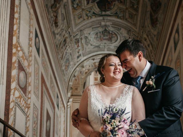 La boda de Silvia y Javi