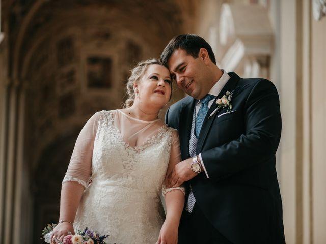 La boda de Javi y Silvia en Torrenueva, Ciudad Real 101