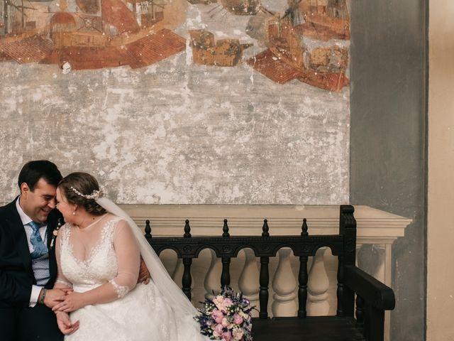 La boda de Javi y Silvia en Torrenueva, Ciudad Real 1
