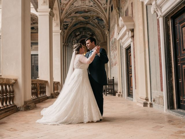 La boda de Javi y Silvia en Torrenueva, Ciudad Real 102