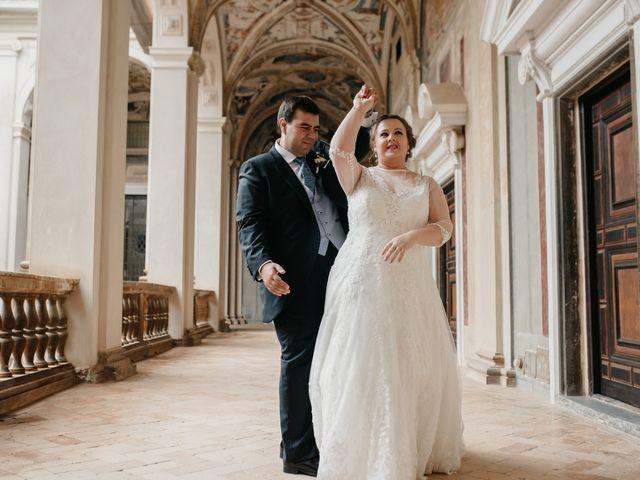 La boda de Javi y Silvia en Torrenueva, Ciudad Real 104