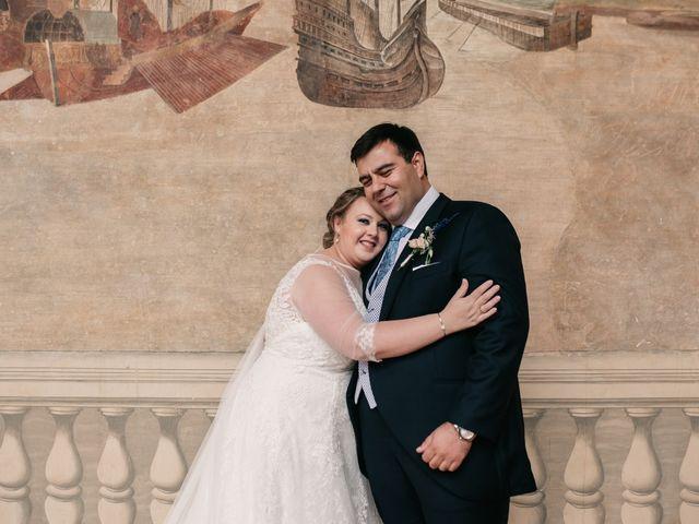 La boda de Javi y Silvia en Torrenueva, Ciudad Real 107