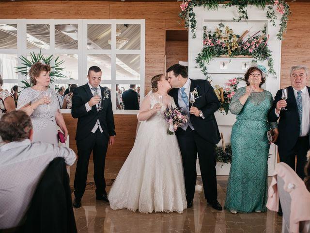 La boda de Javi y Silvia en Torrenueva, Ciudad Real 113