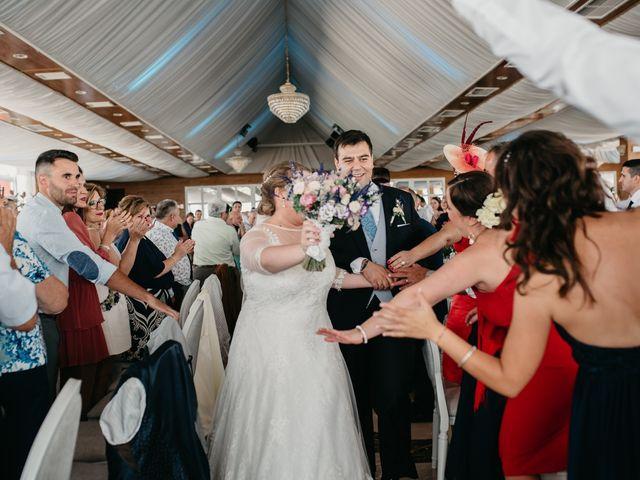 La boda de Javi y Silvia en Torrenueva, Ciudad Real 114