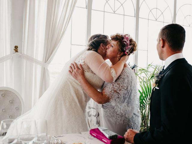 La boda de Javi y Silvia en Torrenueva, Ciudad Real 115