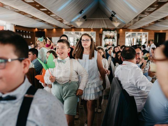 La boda de Javi y Silvia en Torrenueva, Ciudad Real 121