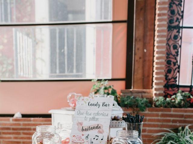 La boda de Javi y Silvia en Torrenueva, Ciudad Real 128