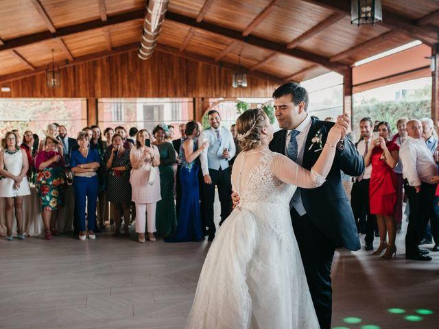La boda de Javi y Silvia en Torrenueva, Ciudad Real 131
