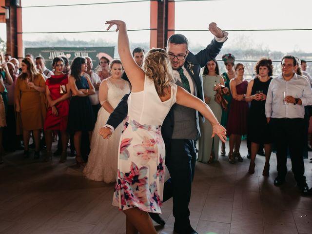 La boda de Javi y Silvia en Torrenueva, Ciudad Real 140