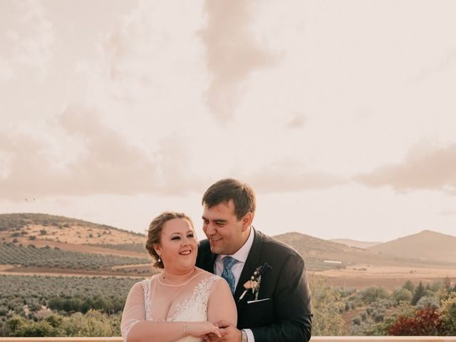 La boda de Javi y Silvia en Torrenueva, Ciudad Real 145