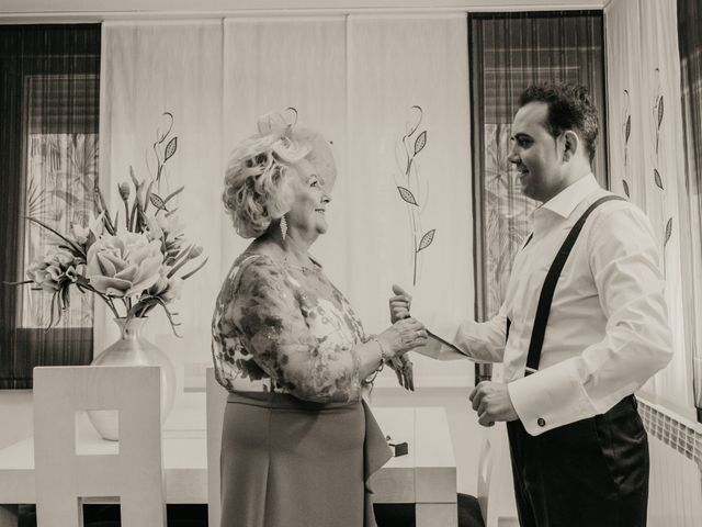 La boda de Rodrigo y Raquel en Madrid, Madrid 8
