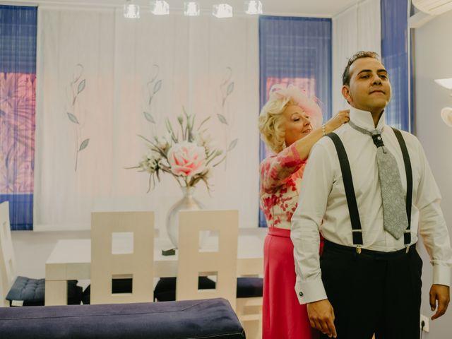 La boda de Rodrigo y Raquel en Madrid, Madrid 12