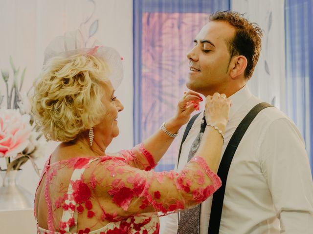 La boda de Rodrigo y Raquel en Madrid, Madrid 13