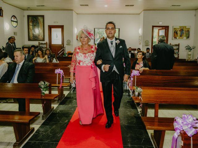 La boda de Rodrigo y Raquel en Madrid, Madrid 50
