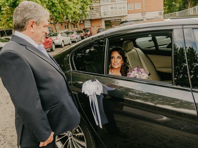 La boda de Rodrigo y Raquel en Madrid, Madrid 52