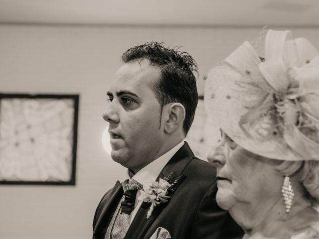 La boda de Rodrigo y Raquel en Madrid, Madrid 54