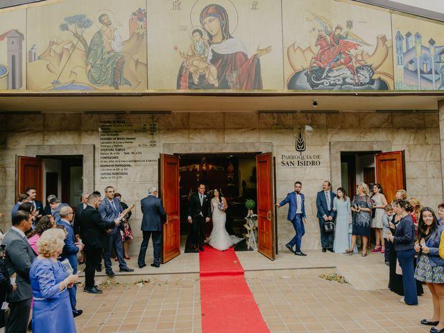 La boda de Rodrigo y Raquel en Madrid, Madrid 61