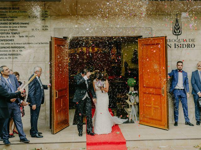 La boda de Rodrigo y Raquel en Madrid, Madrid 62
