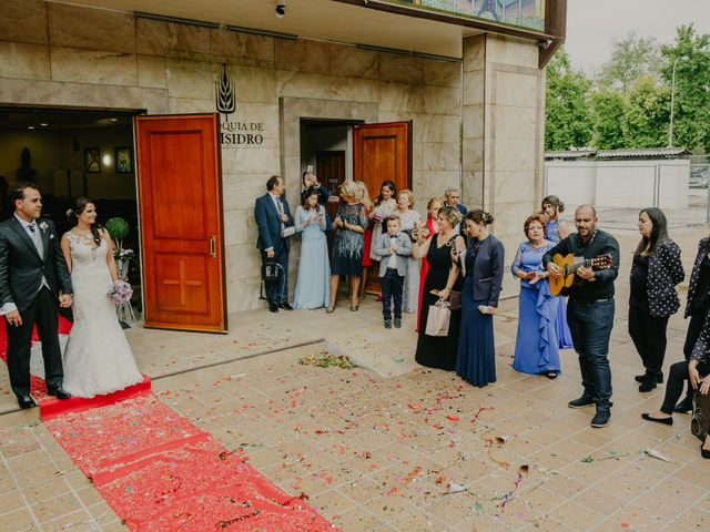 La boda de Rodrigo y Raquel en Madrid, Madrid 64