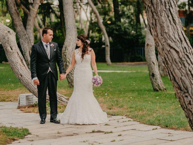 La boda de Rodrigo y Raquel en Madrid, Madrid 69