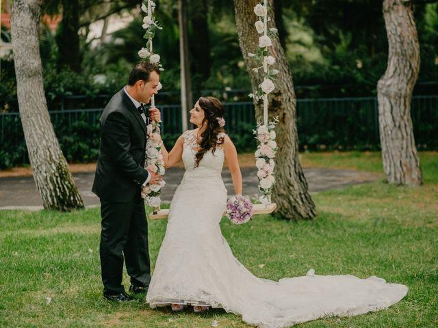 La boda de Rodrigo y Raquel en Madrid, Madrid 78