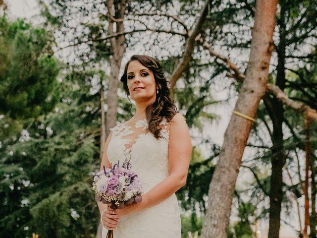 La boda de Rodrigo y Raquel en Madrid, Madrid 85