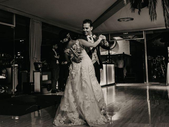 La boda de Rodrigo y Raquel en Madrid, Madrid 109