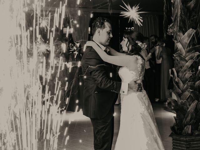 La boda de Rodrigo y Raquel en Madrid, Madrid 112