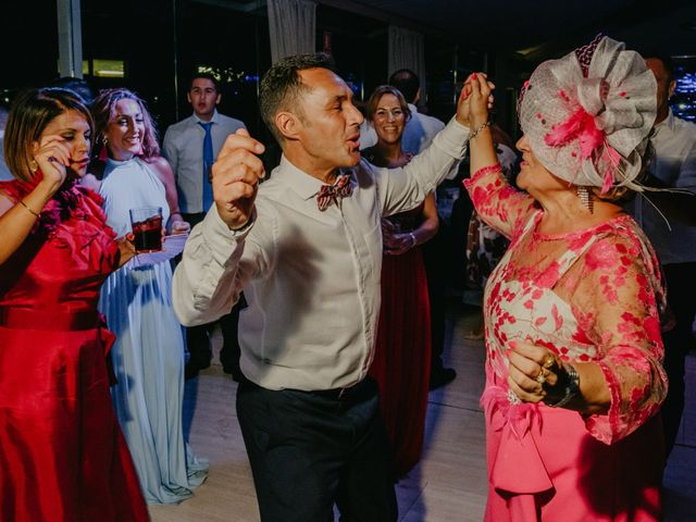 La boda de Rodrigo y Raquel en Madrid, Madrid 119