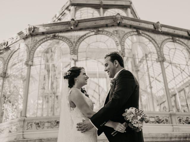 La boda de Rodrigo y Raquel en Madrid, Madrid 122