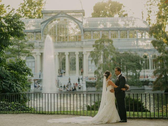 La boda de Rodrigo y Raquel en Madrid, Madrid 123