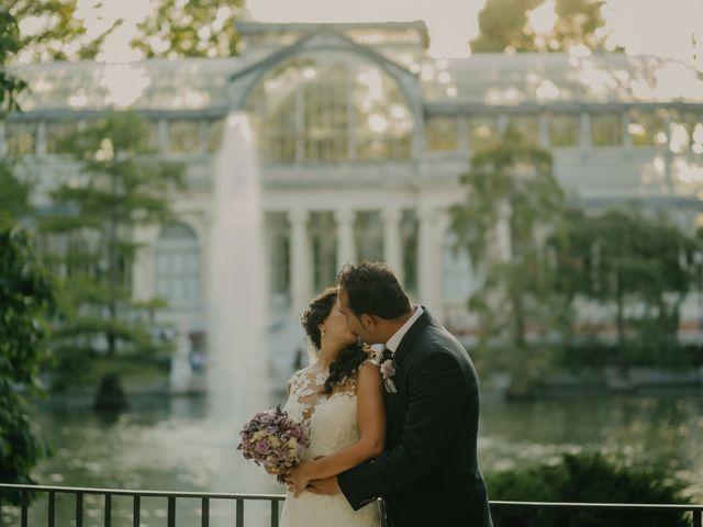 La boda de Rodrigo y Raquel en Madrid, Madrid 124