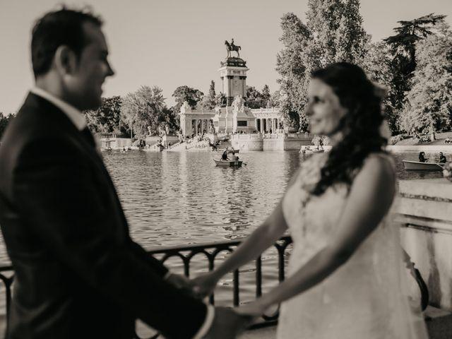La boda de Rodrigo y Raquel en Madrid, Madrid 125