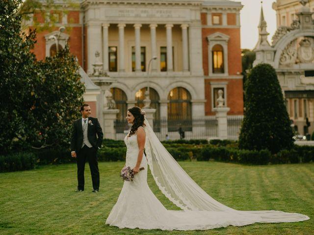 La boda de Rodrigo y Raquel en Madrid, Madrid 129