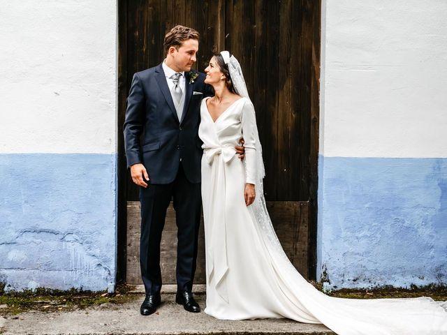 La boda de Leire y Asier