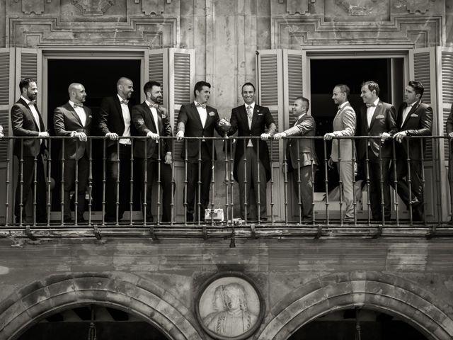 La boda de Marian y Juan Luís en Peñaranda De Bracamonte, Salamanca 3