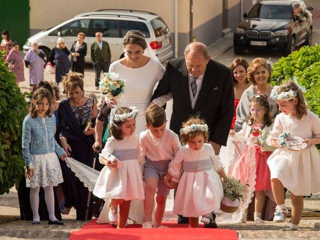 La boda de Marian y Juan Luís en Peñaranda De Bracamonte, Salamanca 2