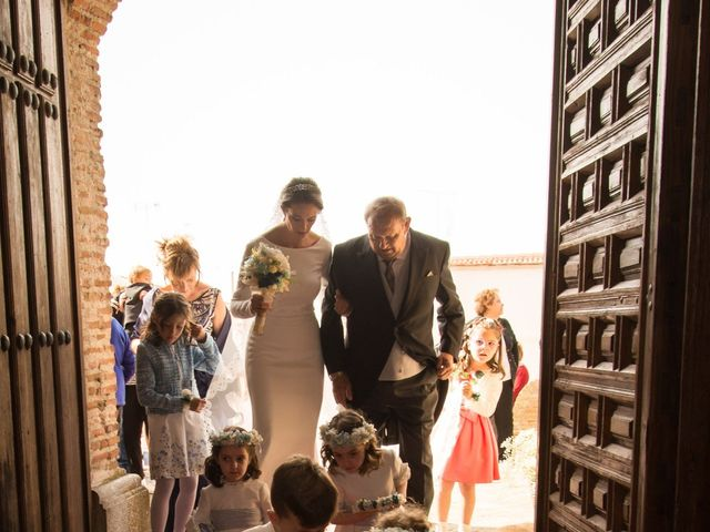 La boda de Marian y Juan Luís en Peñaranda De Bracamonte, Salamanca 8